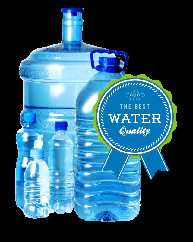 self-serve purified drinking water